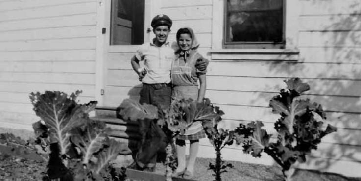 Erma and Joe Sr.